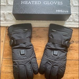 NWT Men's Heated 🧤 Gloves